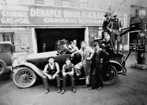 DeNaples Bros. 1929