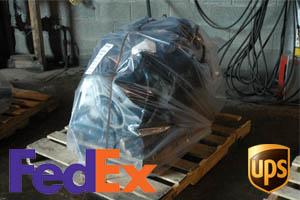 DeNaples Auto Parts Shipping