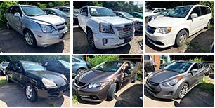 Repairable Cars & Trucks